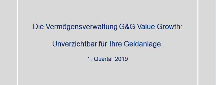 1. Quartalsbericht 2019